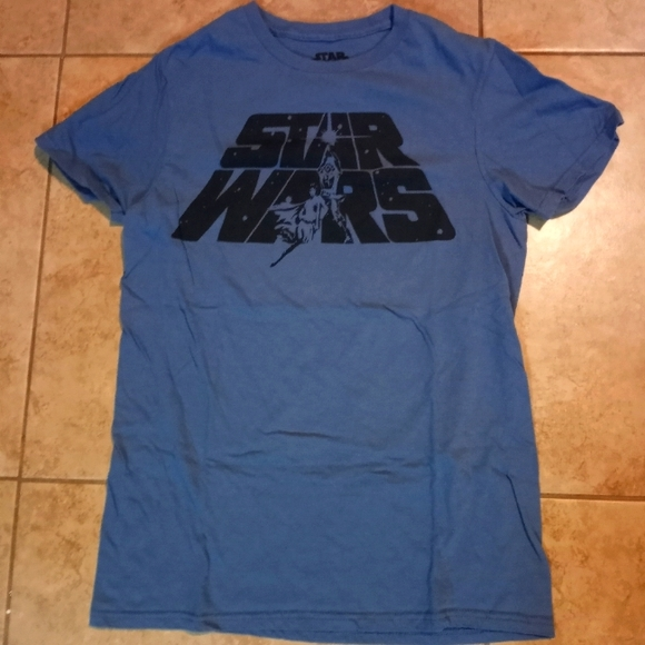 Star Wars IV A New Hope t shirt size Small